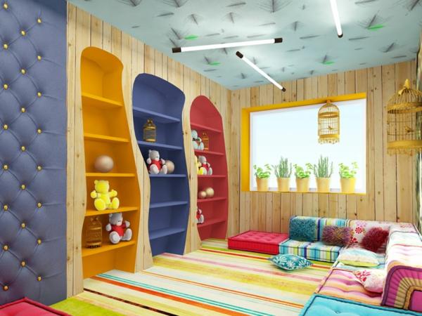 Modern Preschool Classroom Design ~ Moderne ideen für kindergarten interieur archzine