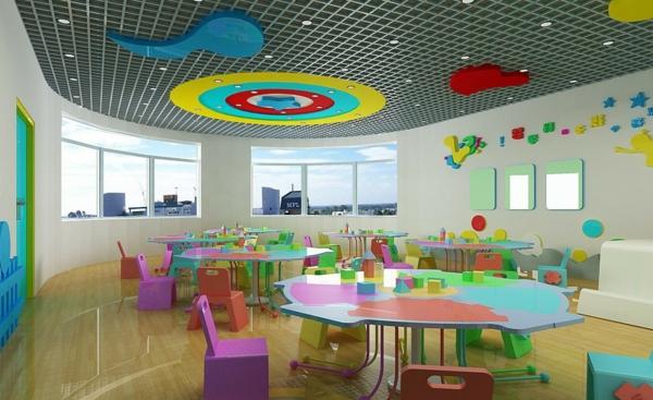 100 moderne Ideen für Kindergarten Interieur!