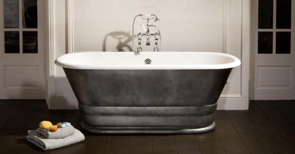 kleine-badewannen-freistehend-rustikales-design