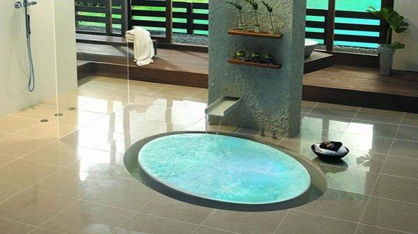 kleine-eingebaute-badewanne-ovale-moderne-form