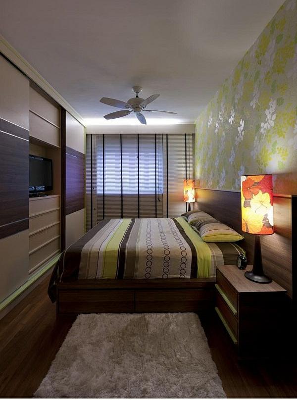 kleines-schlafzimmer-einrichten-gemütliches-ambiente-schaffen
