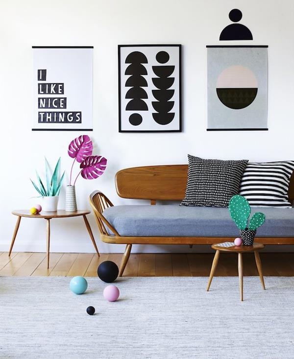kreative-Wandgestaltung-für-ein-einzigartiges-Wohnzimmer