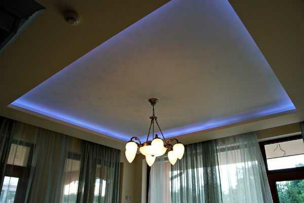 led-beleuchtung-für-zimmerdecke