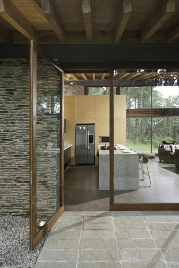 -luxuriöses-Design-moderne-Architektur-Überdachung