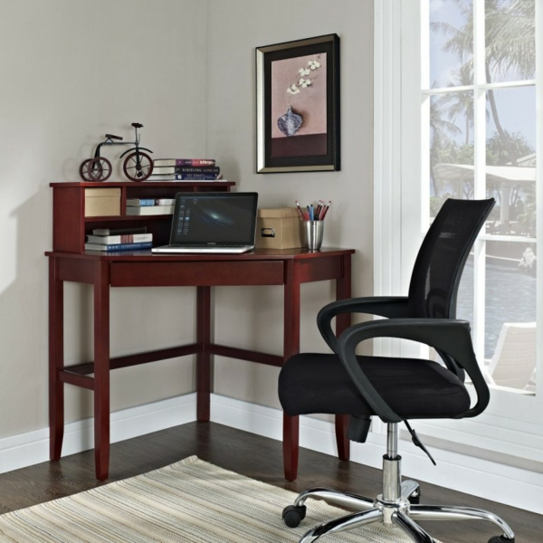 Schreibtisch-Holz-moderne-Schreibtische