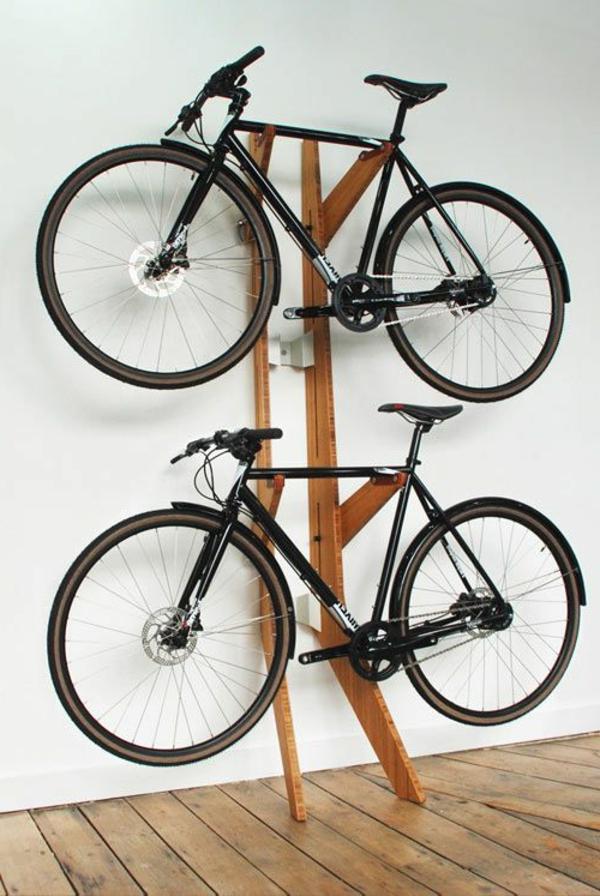 Fahrradständer Wohnung fahrradhalter 40 moderne und praktische ideen archzine