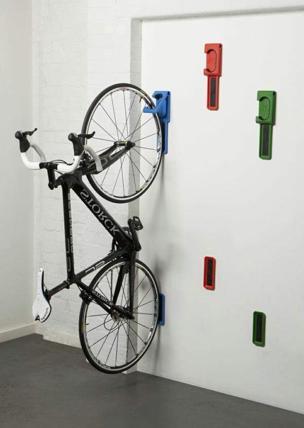 moderne- Aufbewahrungeideen-für-Fahrräder-zu-Hause