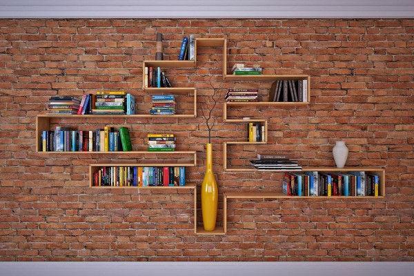 moderne-Wandgestaltung-Flur-Wohnidee