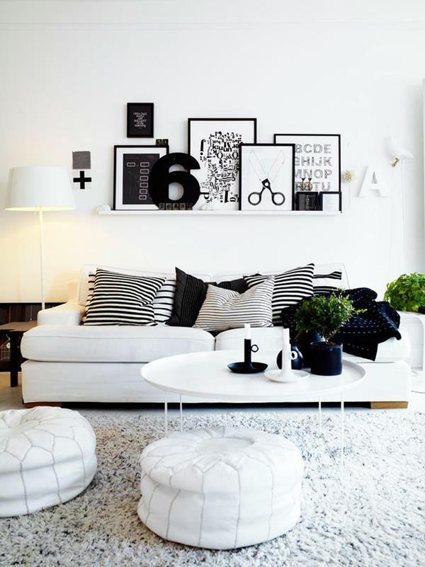 moderne-Wandgestaltung--für-das-Wohnzimmer