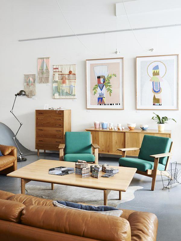 Coole Wandgestaltung Fürs Wohnzimmer ...