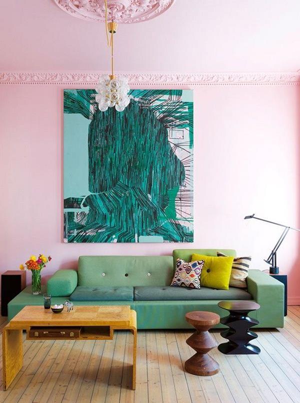 moderne-Wandgestaltung-für-ein-schönes--Wohnzimmer