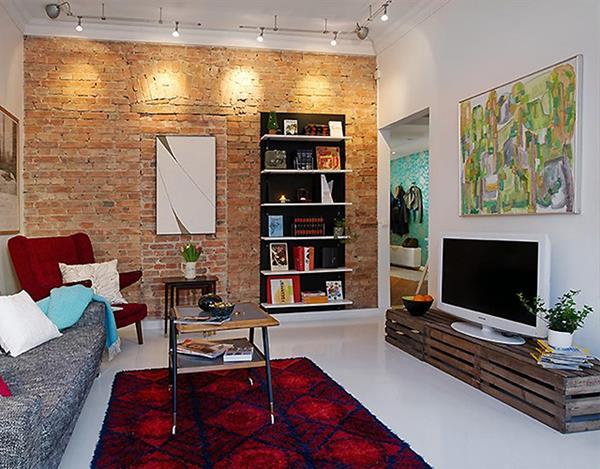 moderne--Wandgestaltung-für-ein-schönes--Wohnzimmer