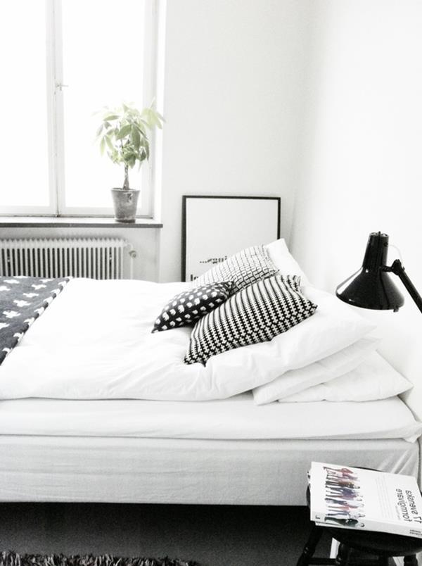 moderne-Wandgestaltung-für-ein-schönes-weißes-Schlafzimmer