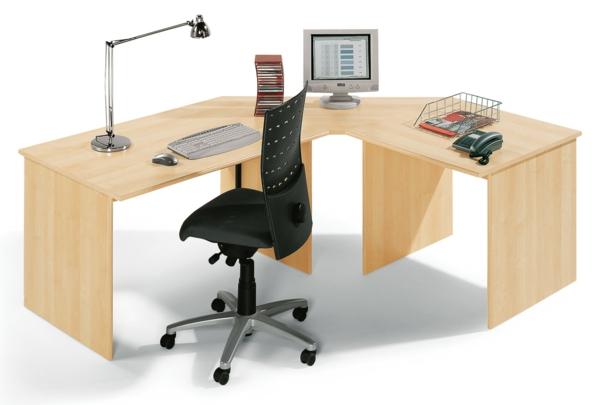 moderne-effektvolle-Schreibtische-.aus-Holz