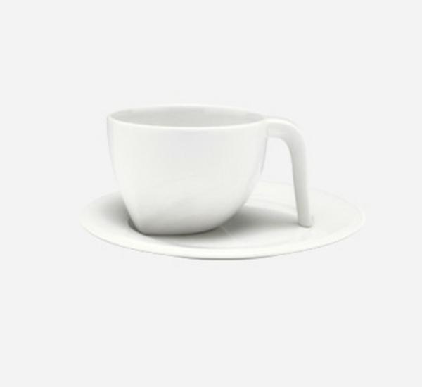 moderne-espresso tassen-in-weißer-farbe