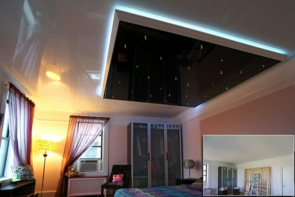 Awesome Led Deckenleuchte Schlafzimmer Gallery - House Design ...