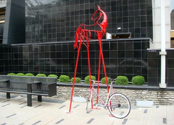super-toller-Fahrradständer-Einhorn
