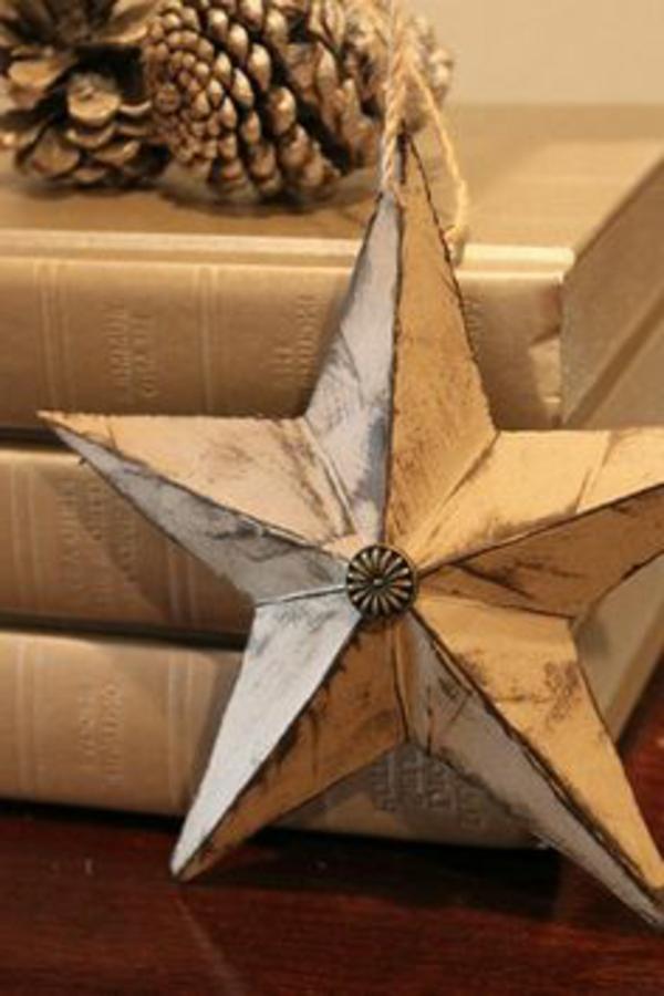 origami-zu-weihnachten-silberner-stern
