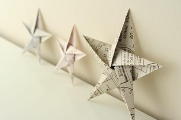 origami-zu-weihnachten-sterne-aus-papier