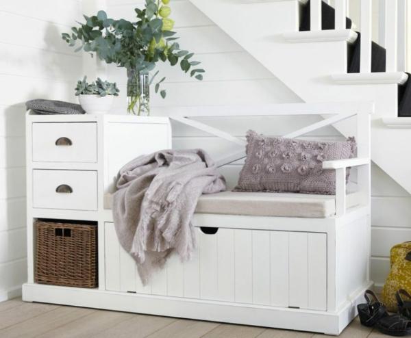 Sitzbänke - schöne Ideen für die Wohnung