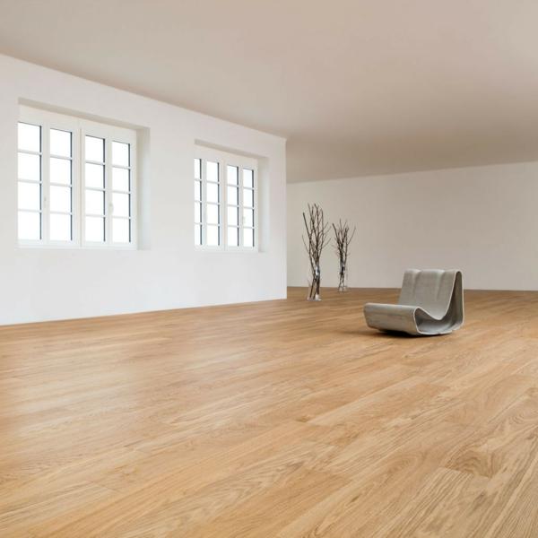 Interior Design Ideen Bodenbeläge aus Holz