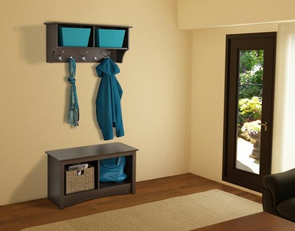 praktische-Wohnideen-für-das-Interior-Design-Flurmöbel-Sitzbank-Flur