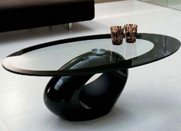 retro-couchtisch-ovale-form - sehr schickes aussehen
