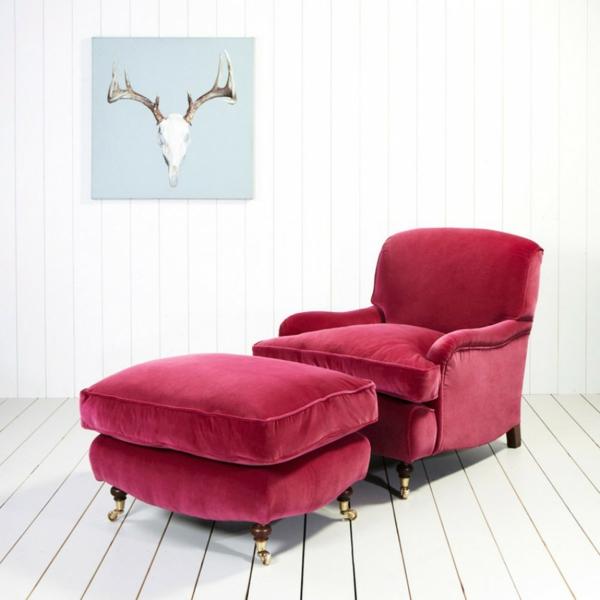 55 Inspirierende Modelle Vom Sessel Aus Samt Archzine Net