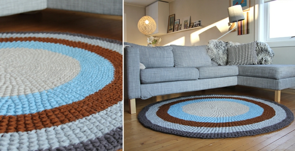 design wohnzimmer blau grau braun inspirierende bilder