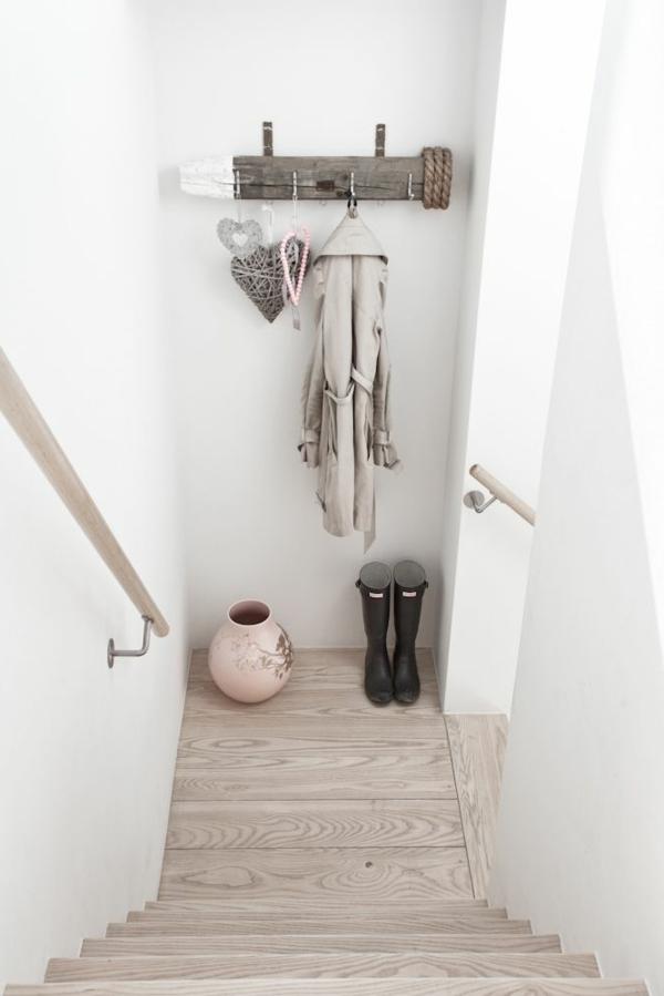 rustikaler-Stil-Wandhaken-aus-Holz-
