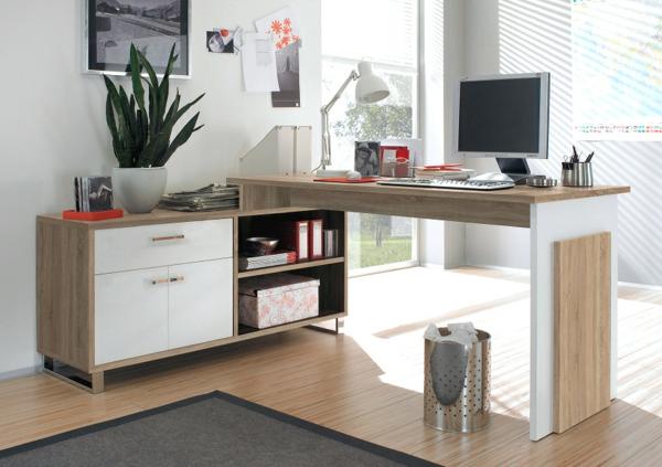schöne-Ideen-für-das-Interior-Schreibtische-mit-modernem-Design