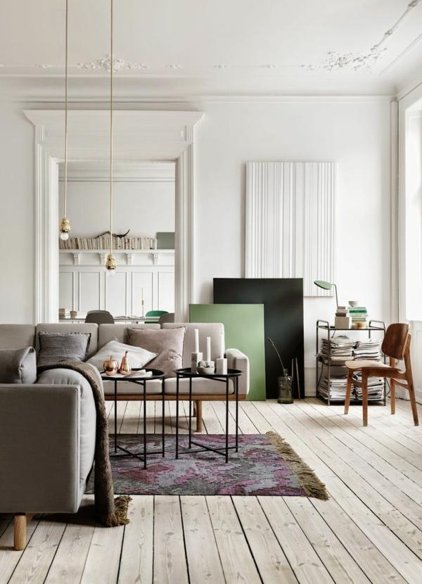 Schlafzimmer Teppich Oder Parkett: Holzboden verlegen So sieht das ...