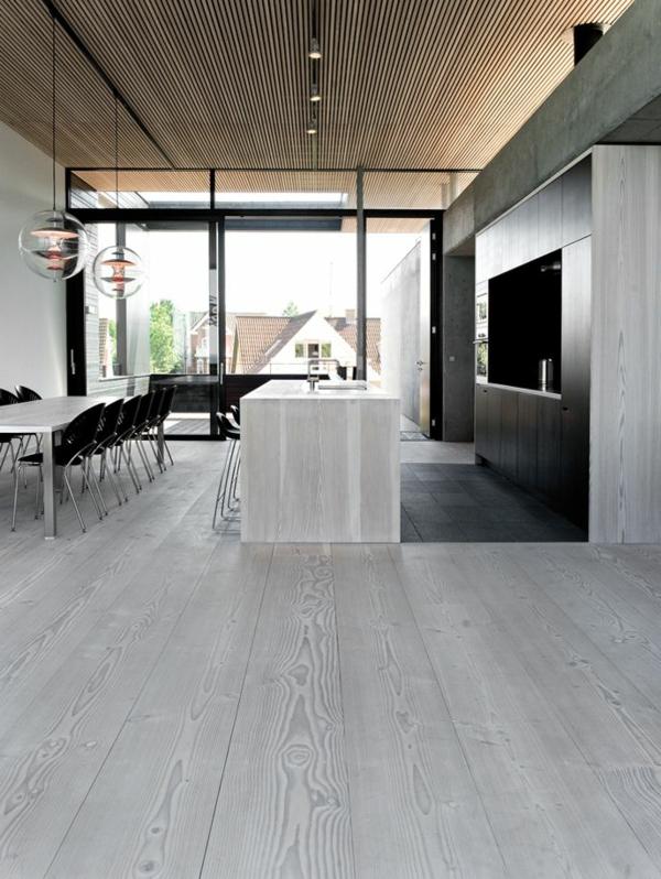 schöne-Wohnideen-für-das-Interior-Design-Boden-Holz