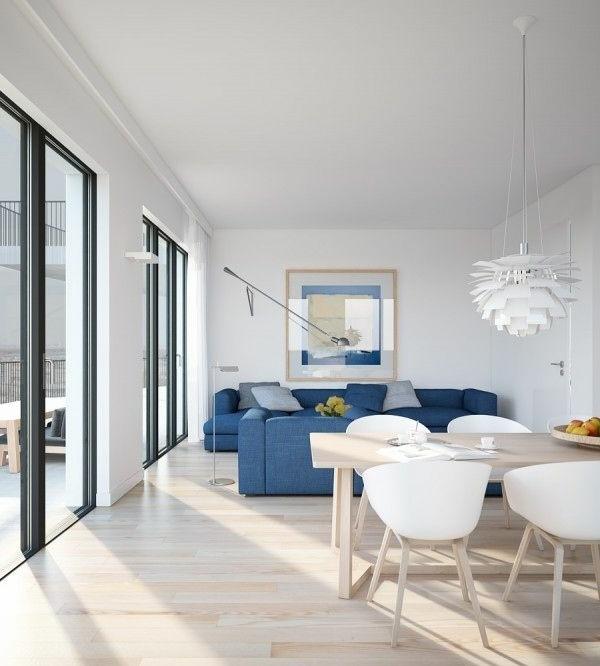 wohnzimmer ideen parkett:Parkettboden für eine gemütliche warme Ambiente in der Wohnung