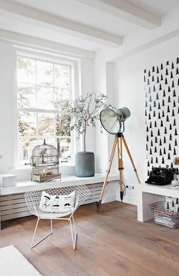 schöne-Wohnung-mit-Parkettboden-tolle-Wohnideen-