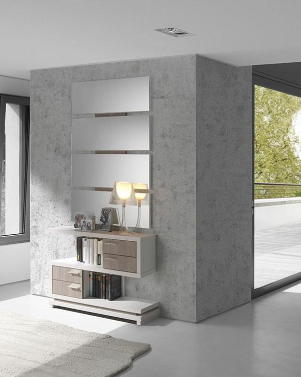 -schöne-Wohnung-mit-modernen-Flurmöbeln