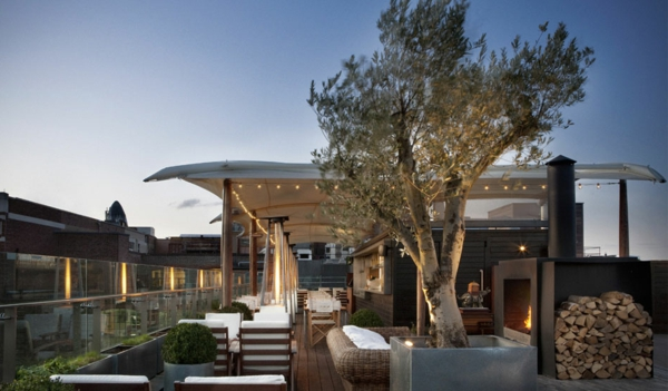 1001 ideen f r moderne terasse gestaltung die neuesten innenarchitekturideen. Black Bedroom Furniture Sets. Home Design Ideas