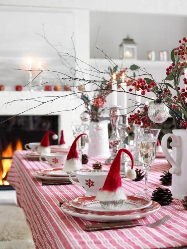 tischdeko für wohnzimmer:tischdeko für wohnzimmer : Unsere Tischdeko für Weihnachten & mit