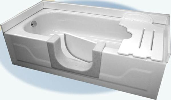 Moderne Badewannen Wohlfuhlerlebnis - Design