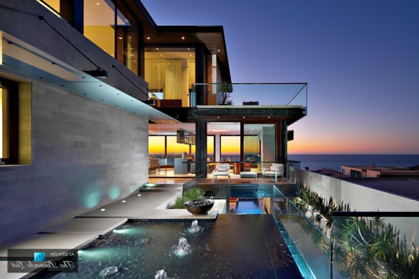 super-Luxus-Häuser-luxuriöse-und-erstaunliche-Terrasse