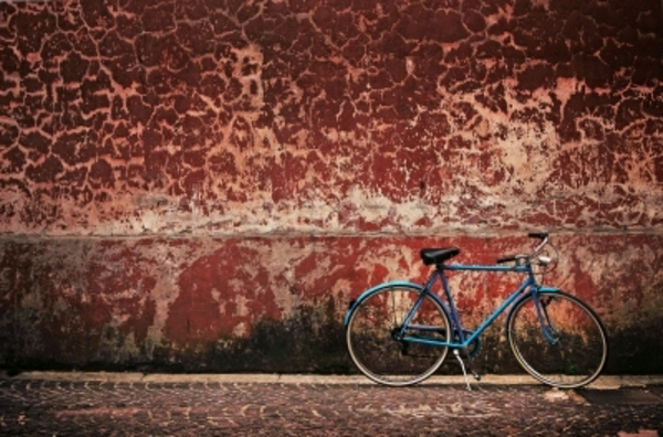 super-coole-retro-fahrräder - extravagantes foto machen