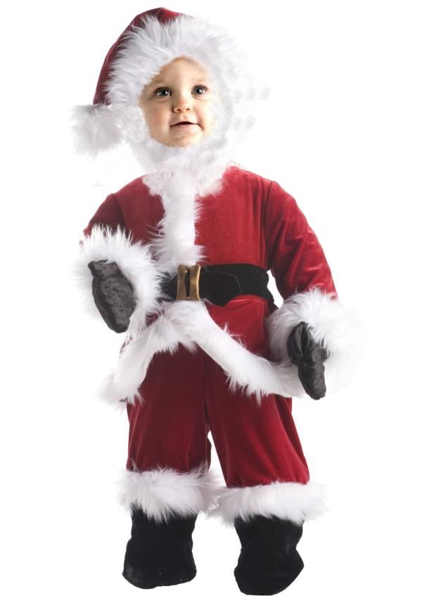 Weihnachtsmann kost m f r kinder und erwachsenen - Deko fur weihnachtstisch ...