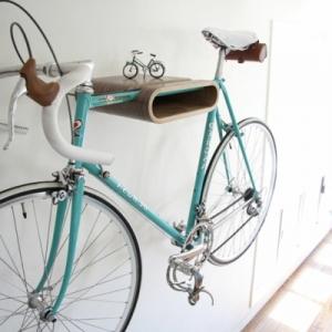 Fahrradhalter - 40 moderne und praktische Ideen!