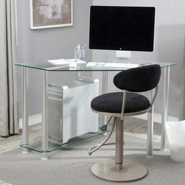 super-moderner-Schreibtisch-Glasplatte-für-die-Ecke