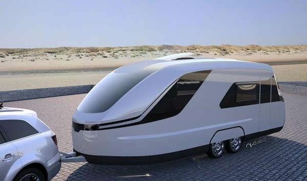 super-modernes-Design-Wohnmobil