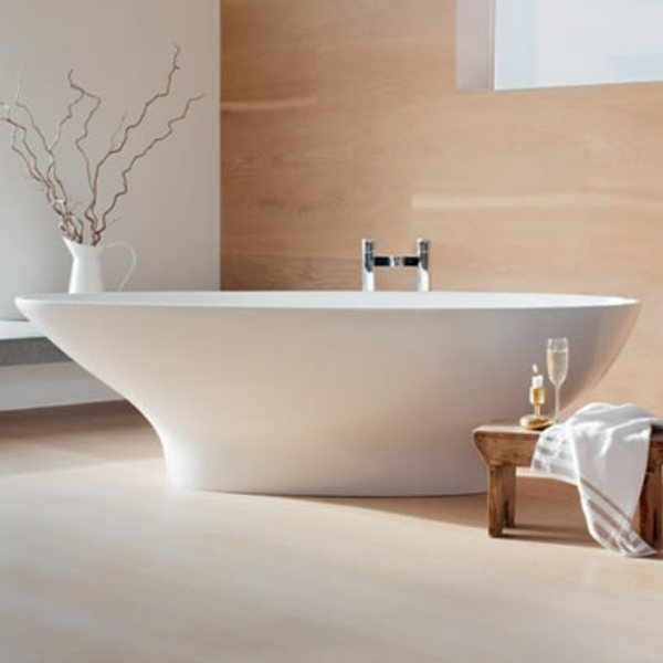 135 kleine Badewannen - freistehend und eingebaut! - Archzine.net