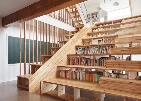 super-schöne-praktische-Treppen-aus-Holz