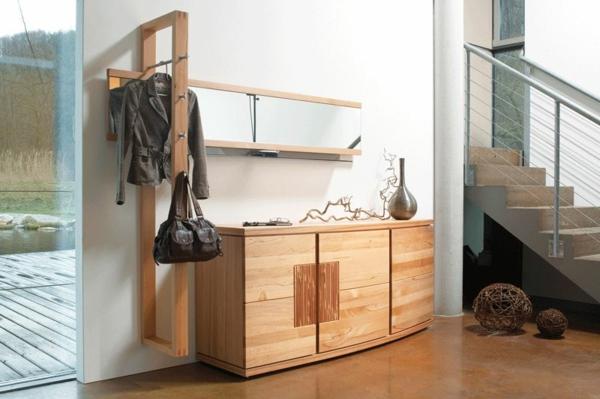 tolle--Wohnideen-für-Zuhause-Flur-mit-modernen-Möbeln