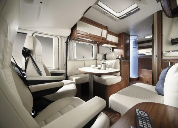 100 fantastische wohnmobile luxus auf r dern for Wohnmobil innendesign