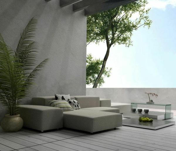ultra-moderne-und-stilvolle-Terrassengestaltung-moderne Terrassengestaltung